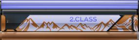 Peak 2nd class