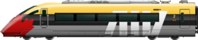 Via Rail Tail