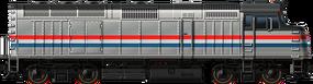 EMD F40PH