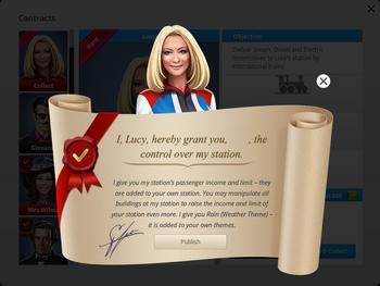 Lucy Splash Certificate