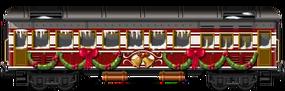 Santa's Express Coach