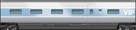 TGV 140 VIP