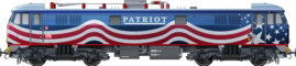 Patriot Class 86 Single