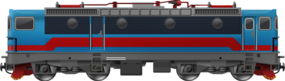 SJ Class Rc (Blue)