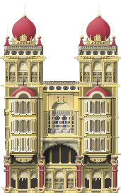 Palace of Mysore III