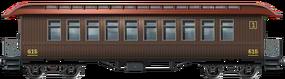 Yukon 1st class