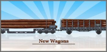 New Wagons