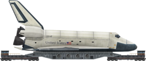 Space Shuttle Carrier