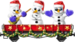Toy Snowmen