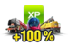 Wolfgang Dispatch XP bonus