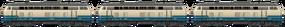 DB Class 218 Triple