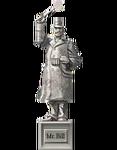 The Bill's Statue