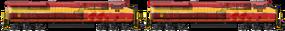 ES44AC FEC Double