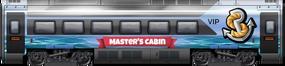 ED250 Master's Cabin