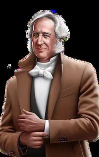 Portrait full Cornelius