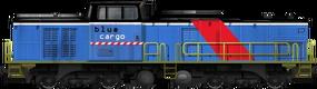 SJ T44 Blue