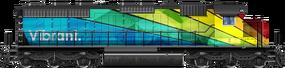 Vibrant SD45
