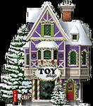 Whoseville Toy Shop