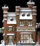Scrooge's Office