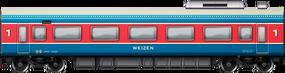 Weizen 1st class