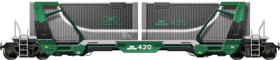 SD45 Bricks