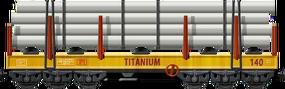 Titanium Tube Car