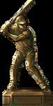 MSA Baseball Player