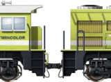 Twincolor Cargo I