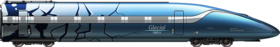 Glacial CRH-X