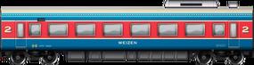Weizen 2nd class