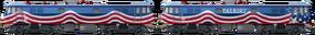 Patriot Class 86 Double
