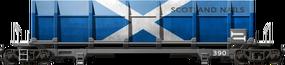 Scotland Nails