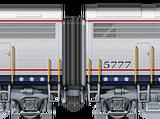 Bicentennial EMD F9 Mk2