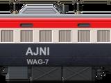 IR WAG-7