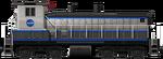Old EMD SW1500