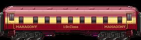 Mahagony 1st class