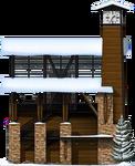 Aerial Tramway Post