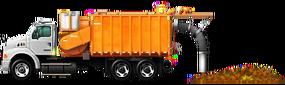 Leaf Vac-Truck