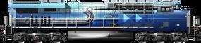 TS5 ES44AC