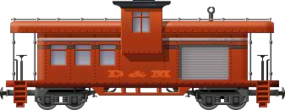Wildfire Caboose