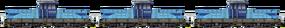 ČD Class 210 Triple