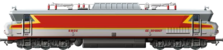 Old SNCF CC 21000