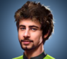 Portrait small Peter Sagan (2014)