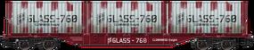 Clownwise Glass