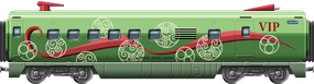 Shinkansen VIP