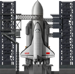 Buran Launch Pad