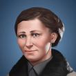 Portrait small Svetlana