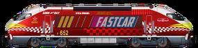 Acela HHP-8 (FASTCAR)