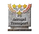 Aerogel Transport