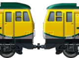 BR Class 86 Double